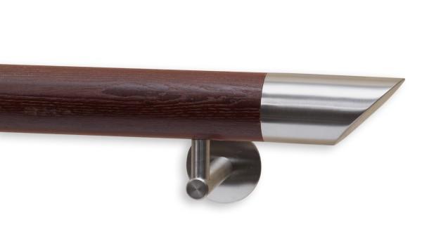 Handlauf Thermoesche, Modell DS 55, Enden Edelstahl